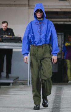 WALTER VAN BEIRENDONCK MENSWEAR FALL WINTER 2018 PARIS8