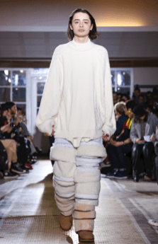 Y PROJECT MENSWEAR FALL WINTER 2018 PARIS11