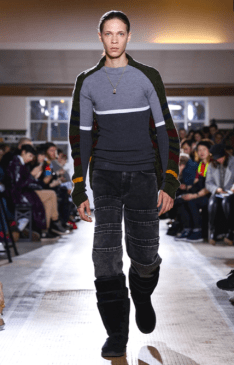 Y PROJECT MENSWEAR FALL WINTER 2018 PARIS16