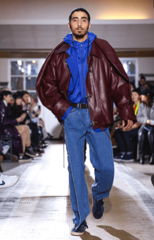 Y PROJECT MENSWEAR FALL WINTER 2018 PARIS18