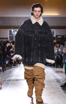 Y PROJECT MENSWEAR FALL WINTER 2018 PARIS2