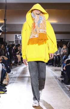 Y PROJECT MENSWEAR FALL WINTER 2018 PARIS22