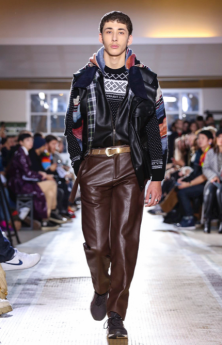 Y PROJECT MENSWEAR FALL WINTER 2018 PARIS4