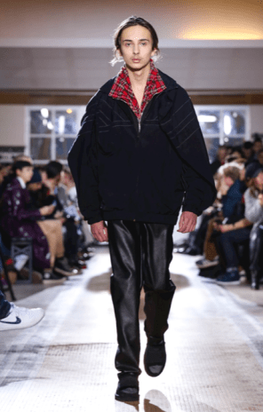 Y PROJECT MENSWEAR FALL WINTER 2018 PARIS5