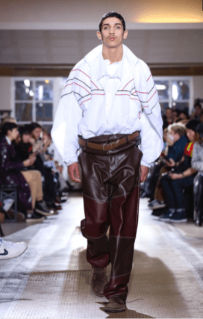 Y PROJECT MENSWEAR FALL WINTER 2018 PARIS6