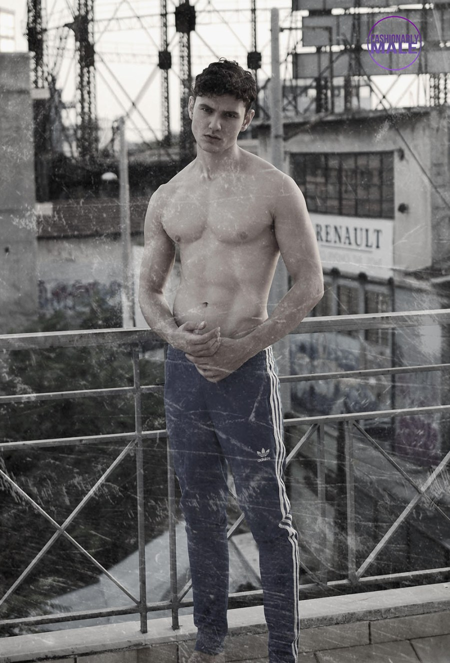 Yiorgos Pap for Fashionably Male1