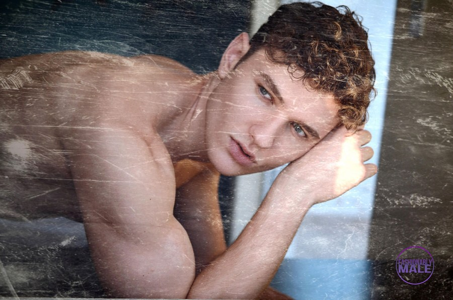 Yiorgos Pap for Fashionably Male2