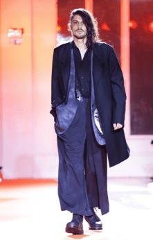 YOHJI YAMAMOTO MENSWEAR FALL WINTER 2018 PARIS14