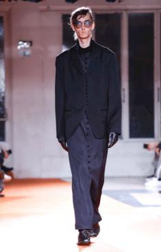 YOHJI YAMAMOTO MENSWEAR FALL WINTER 2018 PARIS28