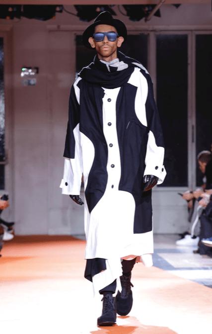 YOHJI YAMAMOTO MENSWEAR FALL WINTER 2018 PARIS38