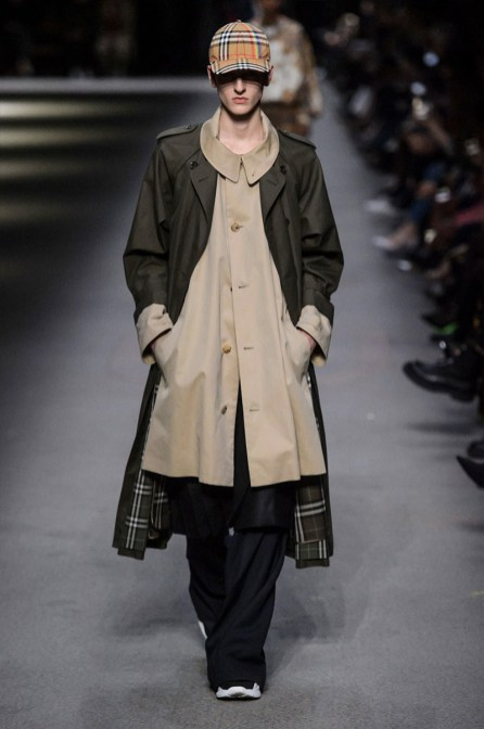 BURBERRY MEN FALL WINTER 2018 LONDON12