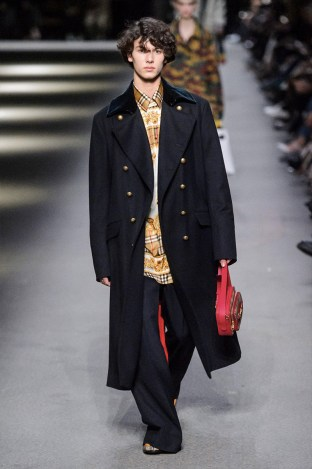 BURBERRY MEN FALL WINTER 2018 LONDON20