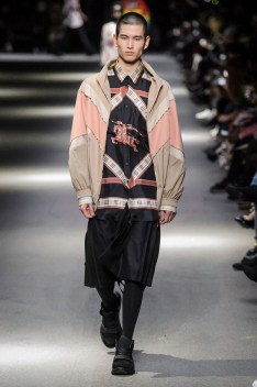 BURBERRY MEN FALL WINTER 2018 LONDON28