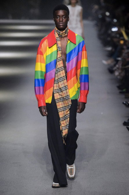 BURBERRY MEN FALL WINTER 2018 LONDON32