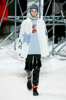 Calvin Klein AW18 NYFW11