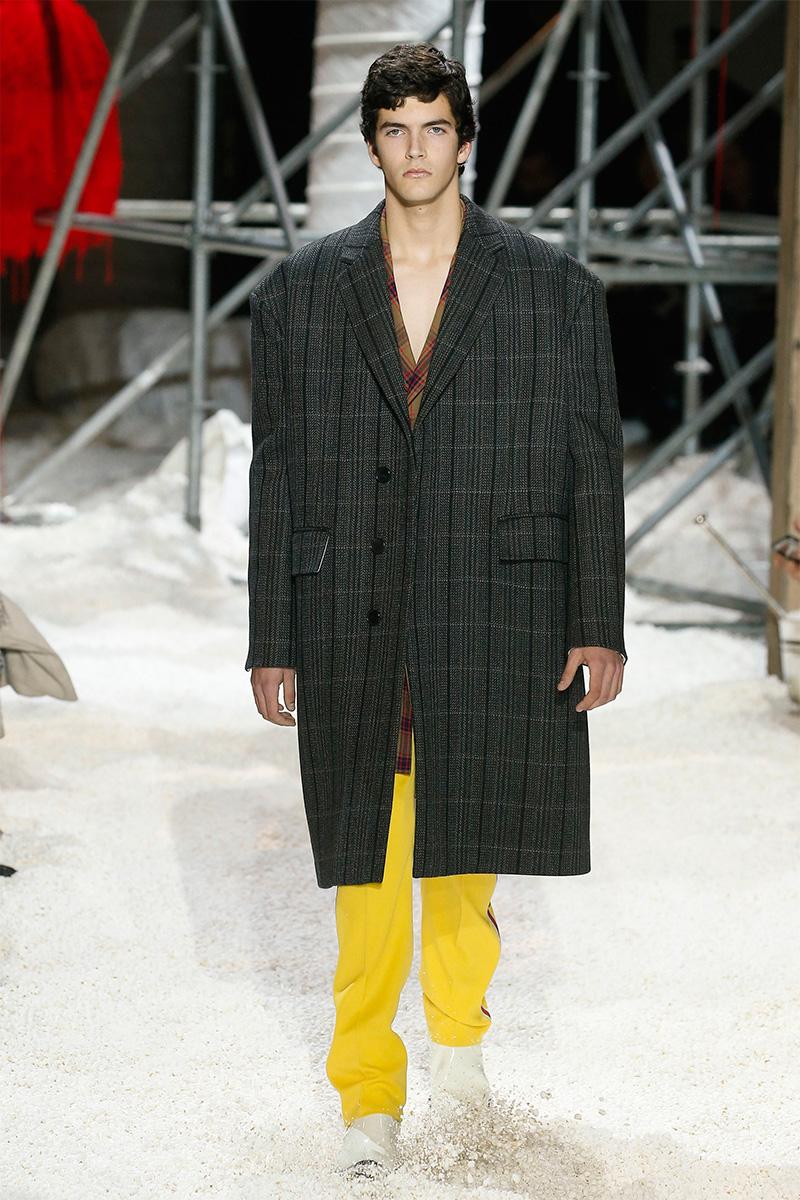 Calvin Klein AW18 NYFW2