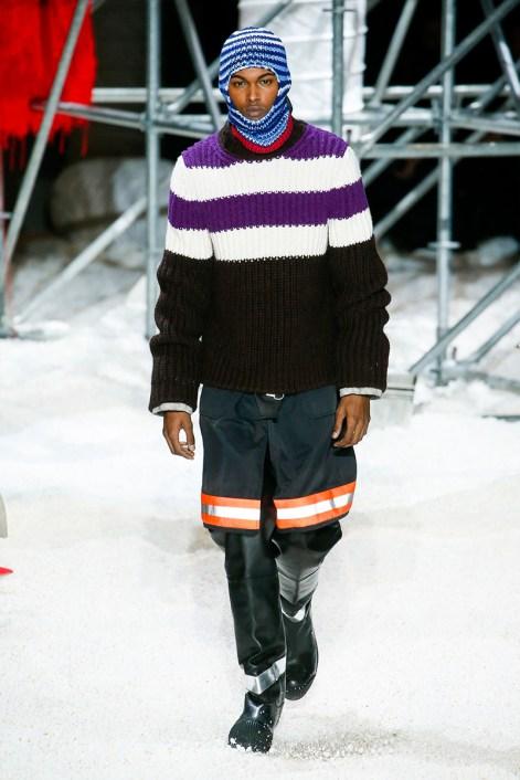 Calvin Klein AW18 NYFW23