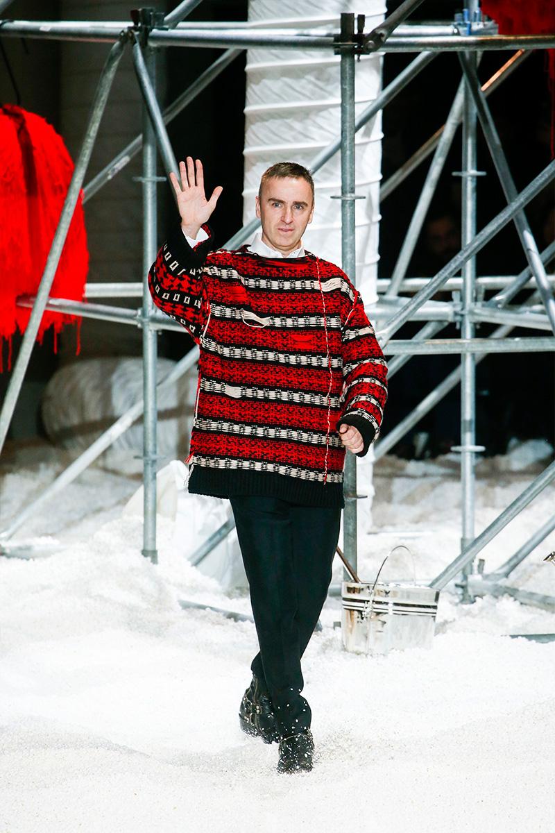 Calvin Klein AW18 NYFW25