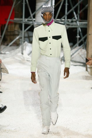 Calvin Klein AW18 NYFW6