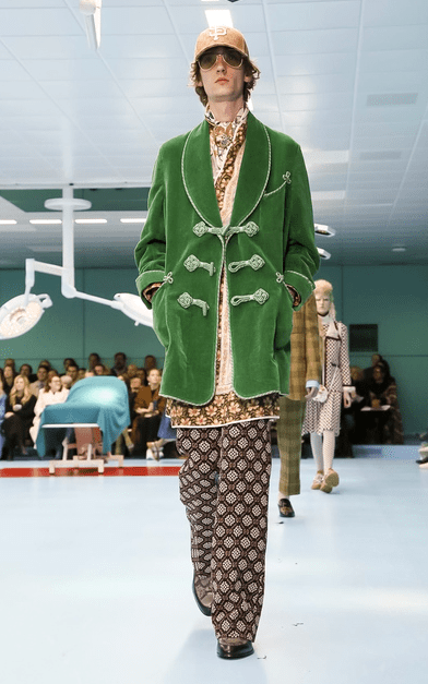 GUCCI MEN & WOMEN FALL WINTER 2018 MILAN13