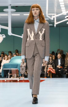 GUCCI MEN & WOMEN FALL WINTER 2018 MILAN15