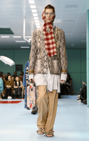 GUCCI MEN & WOMEN FALL WINTER 2018 MILAN20