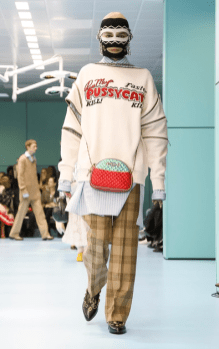 GUCCI MEN & WOMEN FALL WINTER 2018 MILAN28