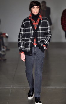 TODD SNYDER MENSWEAR FALL WINTER 2018 NEW YORK2