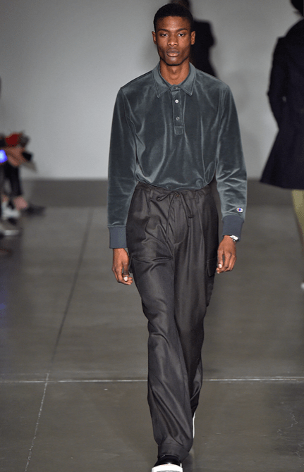 TODD SNYDER MENSWEAR FALL WINTER 2018 NEW YORK27