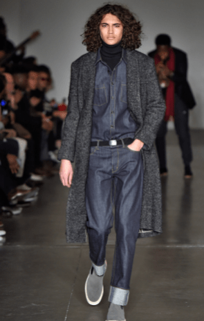 TODD SNYDER MENSWEAR FALL WINTER 2018 NEW YORK34
