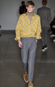 TODD SNYDER MENSWEAR FALL WINTER 2018 NEW YORK37