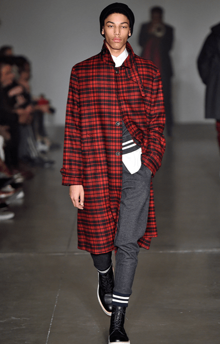 TODD SNYDER MENSWEAR FALL WINTER 2018 NEW YORK40