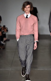 TODD SNYDER MENSWEAR FALL WINTER 2018 NEW YORK43