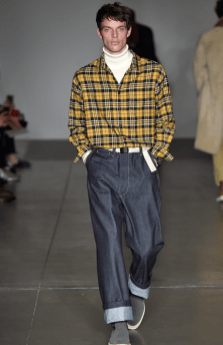 TODD SNYDER MENSWEAR FALL WINTER 2018 NEW YORK44