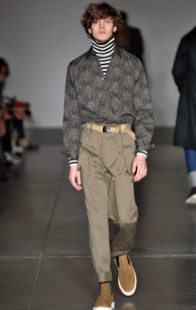 TODD SNYDER MENSWEAR FALL WINTER 2018 NEW YORK47