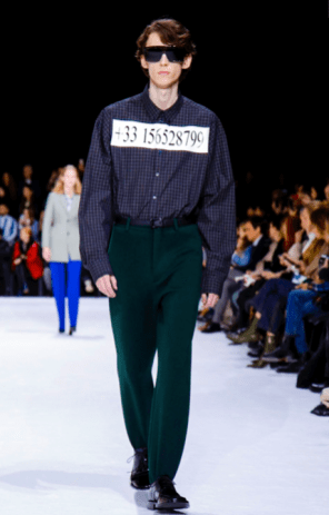 BALENCIAGA READY TO WEAR FALL WINTER 2018 PARIS18