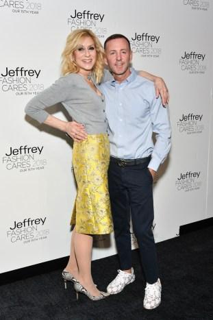Judith Light & Jeffrey Kalinsky