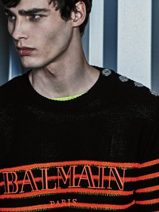 Balmain Men's Resort 2019 Collection5