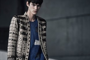 Balmain Men's Resort 2019 Collection59