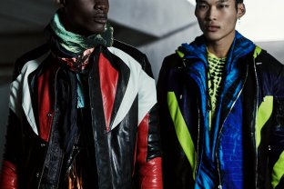Balmain Men's Resort 2019 Collection74