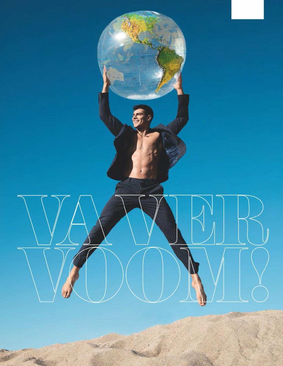 British GQ June 2018 - Vaver Voom! by Doug Inglish