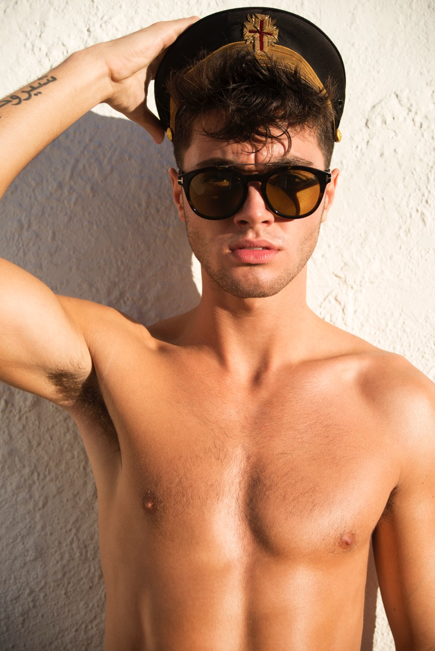 As seen on Desnudo Magazine: 'Think What You Want of Me' by Matthew Mitchell