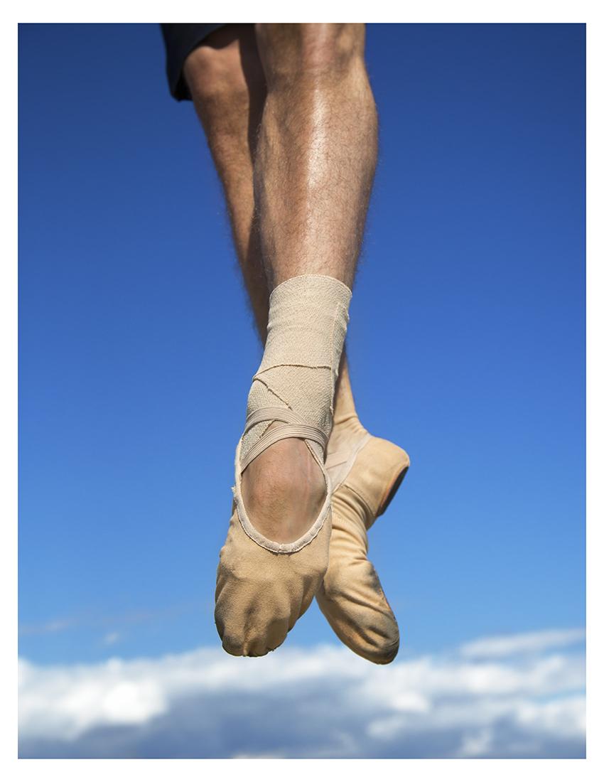 Fashion Photographer Karl Simone presents 'Air Supply' with Rhys Kosakowski