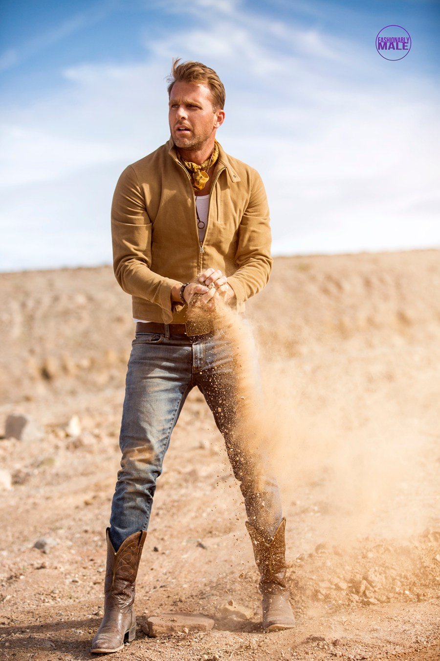 "Ivan Avila presents ""Son of Desert"" featuring Tim Ryan"