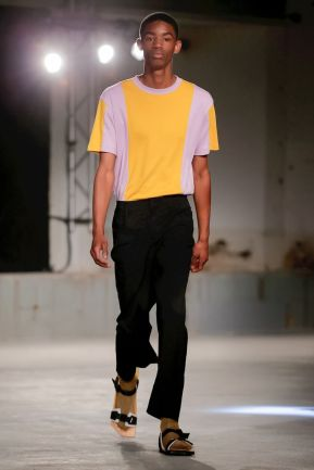 Acne Studios Menswear Spring Summer 2019 Paris10