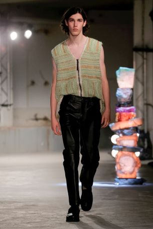 Acne Studios Menswear Spring Summer 2019 Paris12