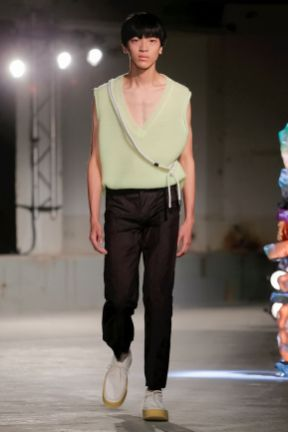 Acne Studios Menswear Spring Summer 2019 Paris14