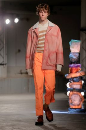 Acne Studios Menswear Spring Summer 2019 Paris15