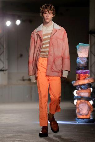 Acne Studios Menswear Spring Summer 2019 Paris15