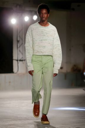 Acne Studios Menswear Spring Summer 2019 Paris24
